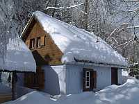 La Petite Maison in de winter